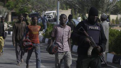 Photo de Nigéria: la libération de plus de 300 élèves kidnappés par Boko Haram