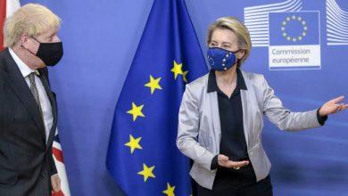 صورة تقدم كبير في مفاوضات بريطانيا والاتحاد الأوروبي حول الاتفاق التجاري