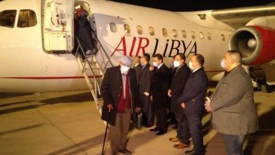 Photo of Cairo hosts southern Libyan delegation