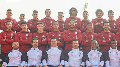 Photo of Coronavirus strikes Egypt's youth team as 17 players, coach test positive
