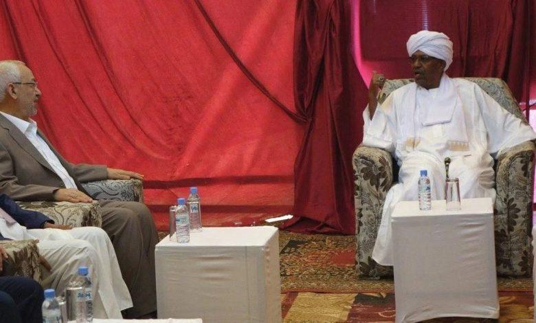السودان تسقط جنسيتها عن الإخونجي التونسي راشد الغنوشي