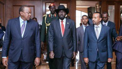 قمة طارئة لزعماء دول شرق إفريقيا