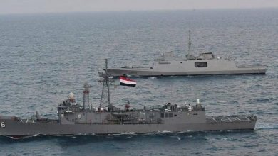 Photo of Egyptian frigate attacks Turkish Navy, forcing Turkish captain literally flee