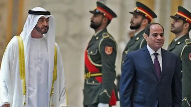 Photo of Egypt's Sisi hails ties with UAE during Abu Dhabi Crown Prince Mohammed Bin Zayed visit to Egypt