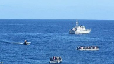 Photo of Haftar's forces intercept Turkish ship in Libya waters and subjecting it to inspection and investigation