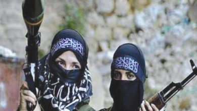 Photo of ISIS Dependes on Women in Its Terrorist Operations