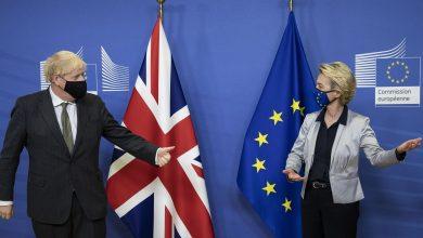 L'Union européenne et le Royaume-Uni