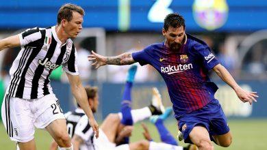 Photo de La Juventus a battu Barça (3-0) en Ligue des champions