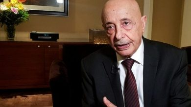 Photo de Libye: La conférence rejette tout résultat qui mine l'initiative d'Aguila Saleh