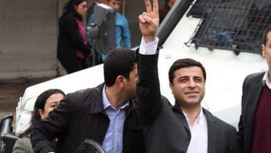 Photo de La Cour européenne ordonne à Ankara de libérer Selahattin Demirtas