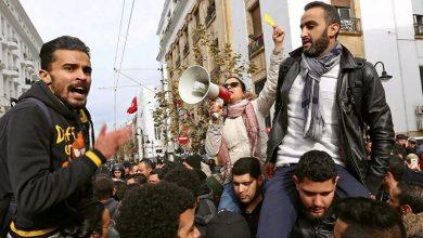 Photo of Tunisia medics, civilians protest over doctor's death