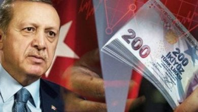 Photo of Turkish lira fell against the US dollar ahead of the central interest rate decision
