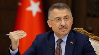 Photo of Video: Turkish Vice President Fuat Oktay, appeared to slur his words and paused during a live speech