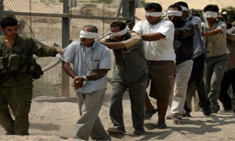 الأسرى الفلسطينيين