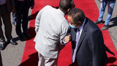 صورة قمة عاجلة بمشاركة سبع دول من شرق إفريقيا لحل أزمة تيغراي