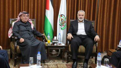 قطر والمتاجرة في القضية الفلسطينية