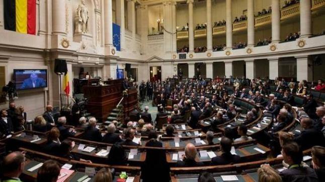 مجلس النواب البلجيكي