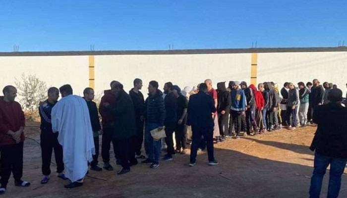 تبادل أسرى بين الأطراف الليبية