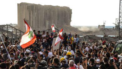 Photo de France: Une nouvelle visioconférence internationale de soutien à la population libanaise