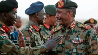 صورة تعزيزات عسكرية سودانية كبيرة على الحدود مع إثيوبيا