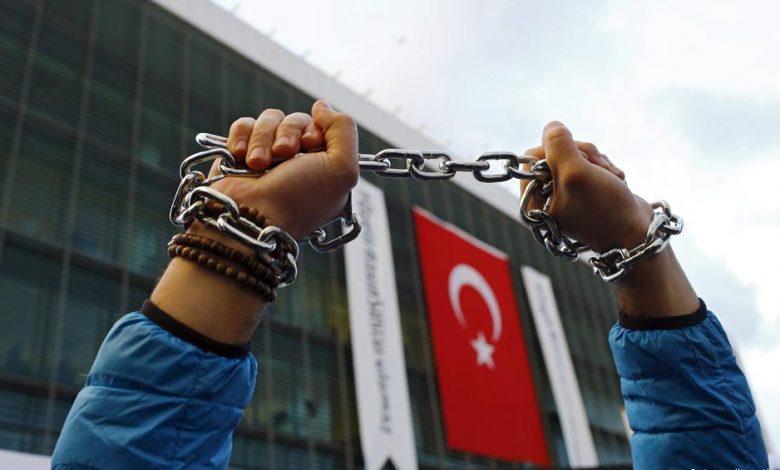 الصحفيين الأتراك