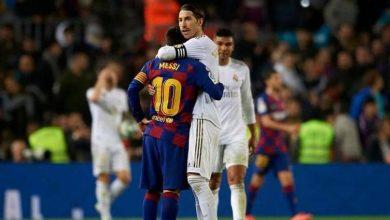 """صورة محادثة """"مقلقة"""" بين قائد """"الملكي"""" ورئيس نادي ريال مدريد"""