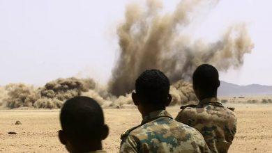صورة إثيوبيا ترصد تحركات للجيش السوداني داخل حدودها