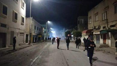 صورة تجدد الاحتجاجات المطلبية في تونس