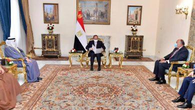 صورة السيسي يحدد شروط مصر للمصالحة مع قطر
