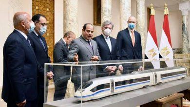 صورة مصر تكشف تفاصيل اتفاقاً ضخماً لإنشاء منظومة متكاملة للقطار الكهربائي