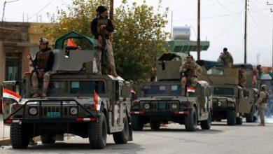 صورة الأمن العراقي يكثف انتشاره في محيط المنطقة الخضراء