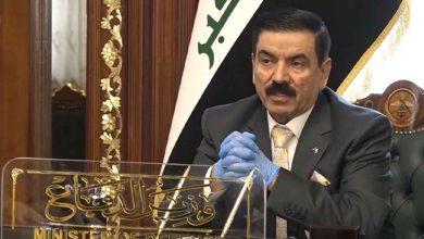 صورة وزير الدفاع العراقي يحذر من محاولات جر البلاد لصدام مسلح
