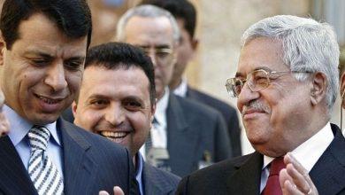 محمود عباس - محمد دحلان