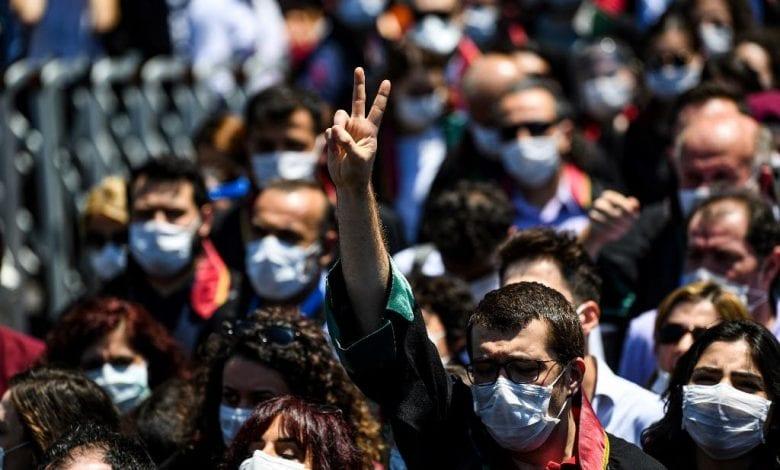 Photo de Amnesty International met en garde contre les pressions exercées par le régime turc sur les avocats