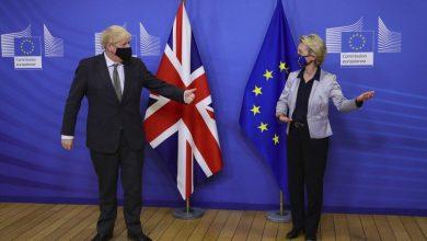 صورة خروج مكلف لبريطانيا من الاتحاد الأوروبي