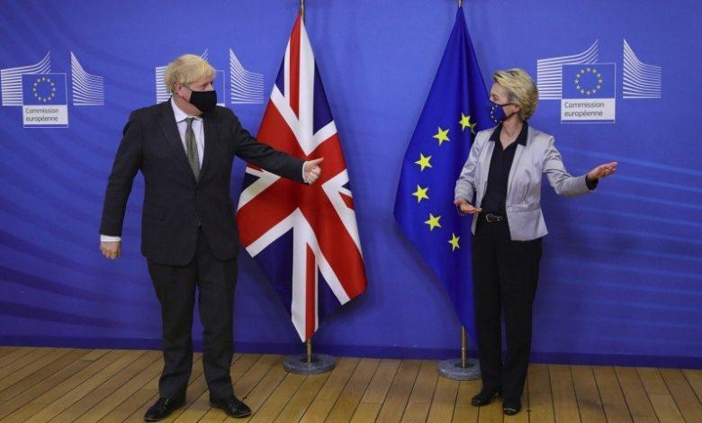 بريطانيا - بريكست