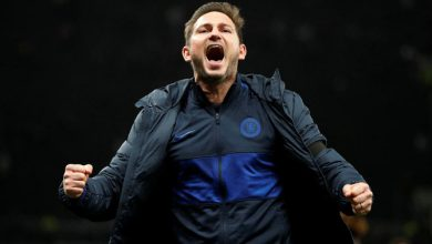 Photo of Chelsea fires coach Frank Lampard halfway through second season