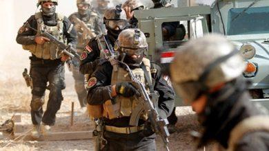 """صورة القوات الأمنية العراقية تبدأ عملية """" ثأر الشهداء"""" ضد الدواعش"""