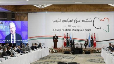 Photo of Egypt hosts Libya's constitutional track meeting
