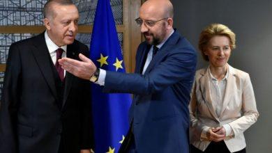 Photo de Les messages contradictoires d'Erdogan approfondissent la crise avec l'Union européenne