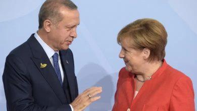 Photo de Erdogan veut remettre les relations avec l'UE sur les rails