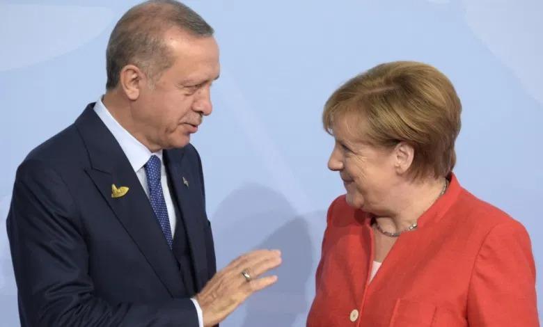 Erdogan l'UE