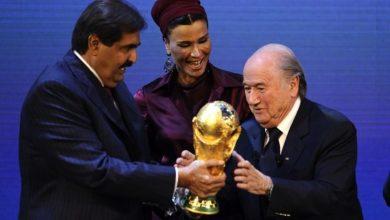 Photo of Former FIFA president Sepp Blatter, 84, in hospital 'getting better every day'