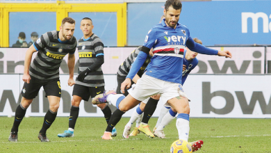 Photo of Inter's winning streak ends with loss at Samp