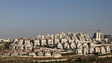 Photo of Israel to approve construction of 850 settlement units in the occupied West Bank
