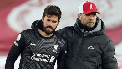 Photo of Jurgen Klopp: Liverpool loss to Burnley 'massive punch in the face'