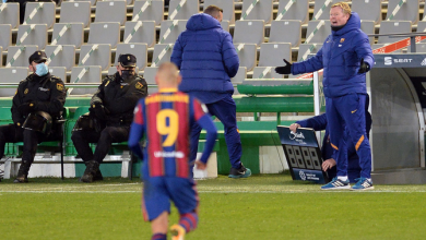 Photo of Koeman hopeful on Messi fitness for Super Cup final
