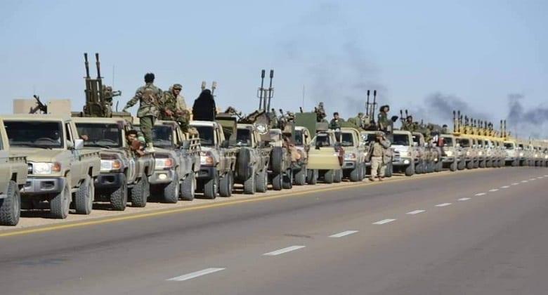 L'Armée nationale libyenne