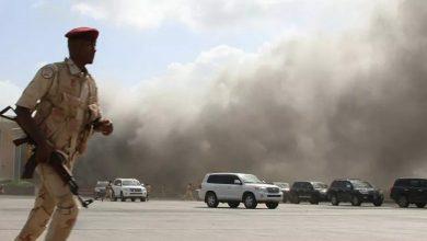 Photo de Yémen: reprise des opérations aériennes à l'aéroport d'Aden