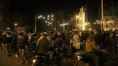 Photo de Liban: Affrontements entre manifestants et forces de sécurité à Tripoli